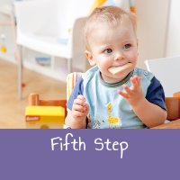 Fifth Weaning Step
