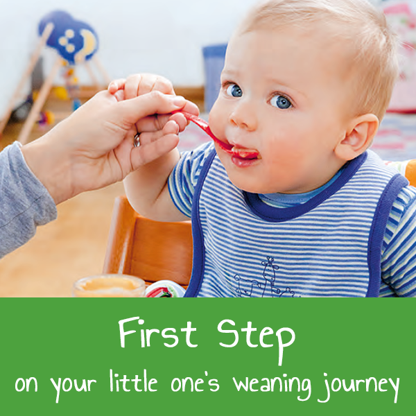First Weaning Step