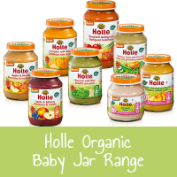 Holle Baby Food Jars