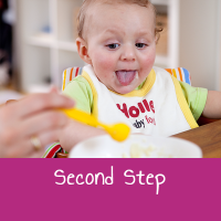Second Weaning Step