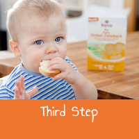 Third Weaning Step
