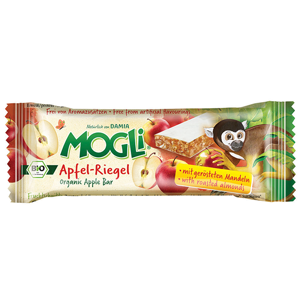 Mogli's Organic Apple Bar