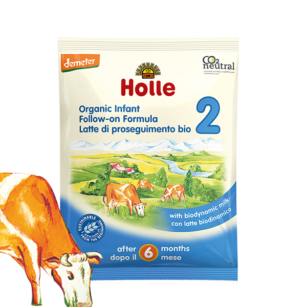 Holle Organic Infant Follow-on Formula 2 Sachet