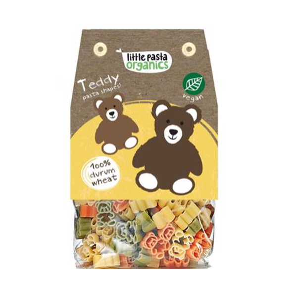 Little Pasta Organics - Teddy Bear Shapes