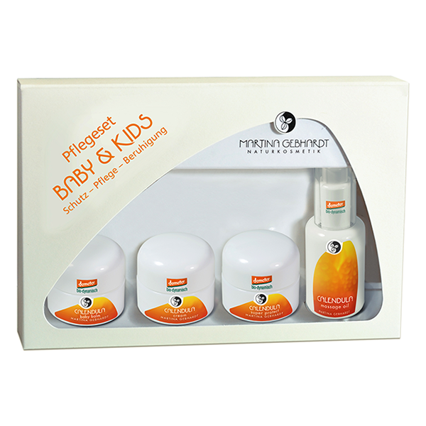 Calendula Baby & Kids Mini Care Set