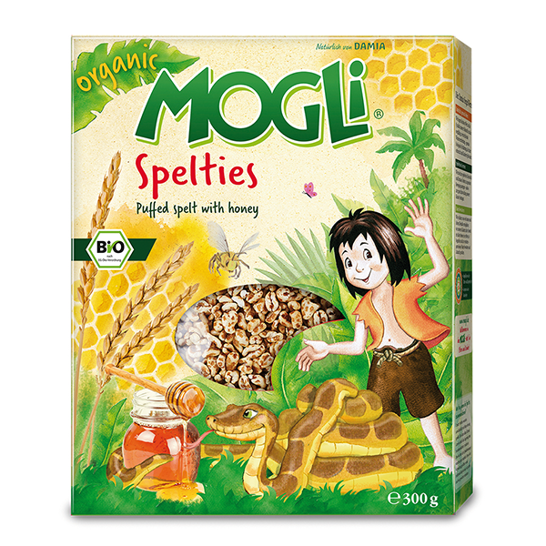Organic Breakfast Cereals for Children