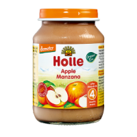Holle Organic Apple Baby Food