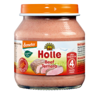 Holle Organic Beef Baby Food