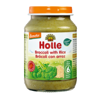 Holle Organic Broccoli with Rice
