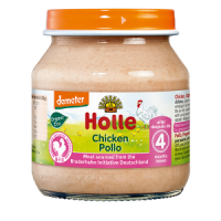 Holle Organic Chicken Baby Food