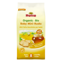 Holle Organic Baby Mini Rusks
