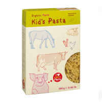 Alb-Gold Organic Pasta for Babies and Kids - Farm Animal Shapes