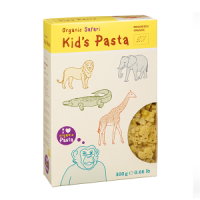 Alb-Gold Organic Pasta for Babies and Kids - Safari Animal Shapes