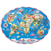 Beleduc Children Around the World Puzzle