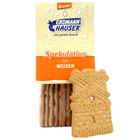 ErdmannHauser Demeter Spiced Christmas Biscuits with Almonds
