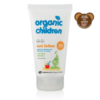 Green People SPF 30 Sun Lotion for kids with No Scent