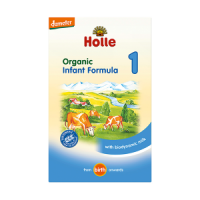 Holle Organic Baby Milk Formula 1 (crumpled corners)