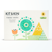 Kit & Kin Eco Nappy Sacks