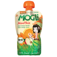 Mogli's Organic Orange Smoothie