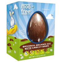 Moo Free Dairy Free Chocolate Egg