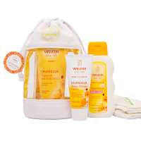 Weleda Baby Calendula Top to Toe Collection