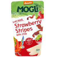 NEW! MOGLi Organic Snacks
