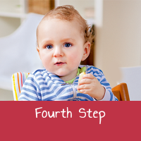 Fourth Weaning Step