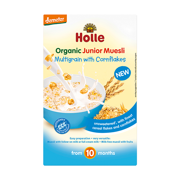 Holle Organic Junior Muesli