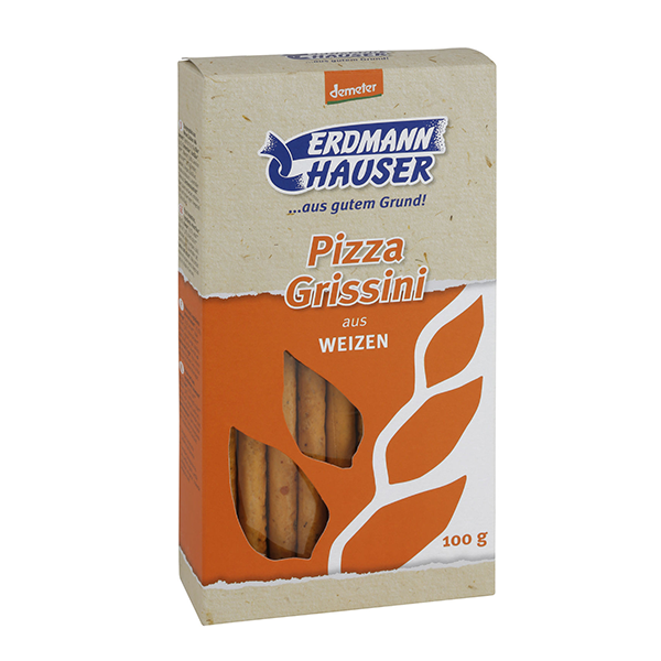 ErdmannHauser Organic Pizza Breadsticks