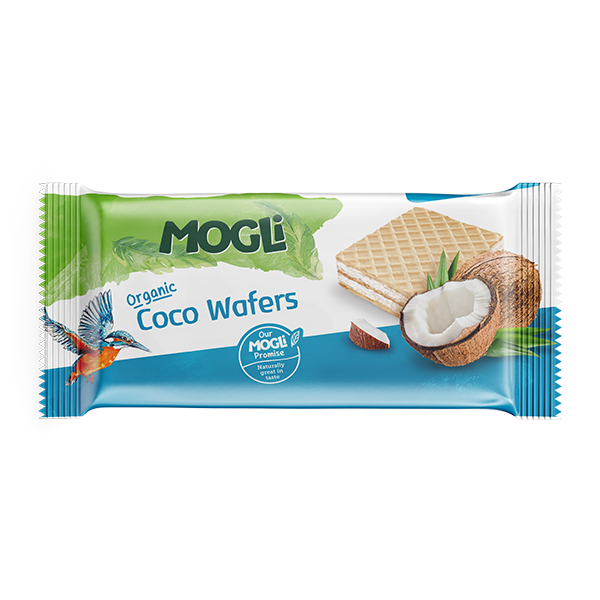 MOGLi Organic COCONUT Wafer