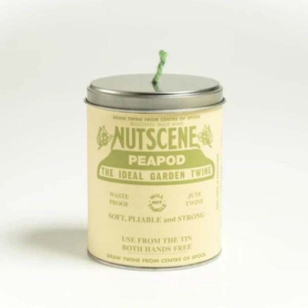 Nutscene Tin of Twine 3 ply - Pea Pod
