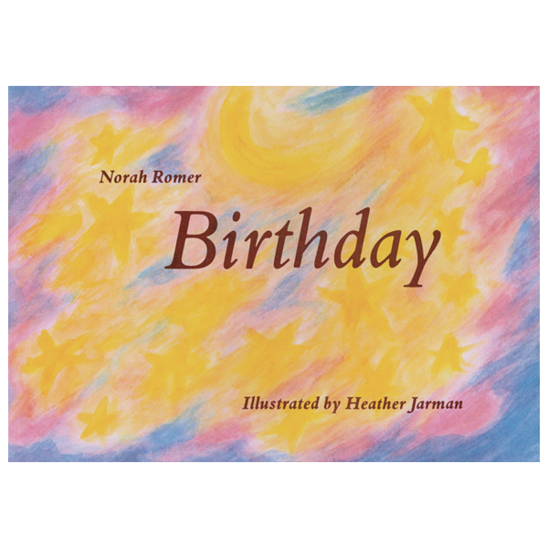 Birthday  Story Book - Norah Romer (Picture Book)