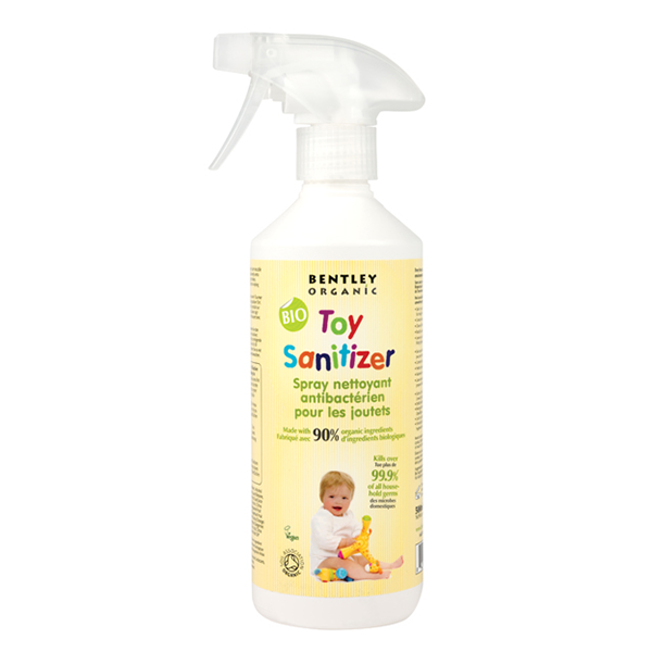 Bentley Organic Toy Sanitiser