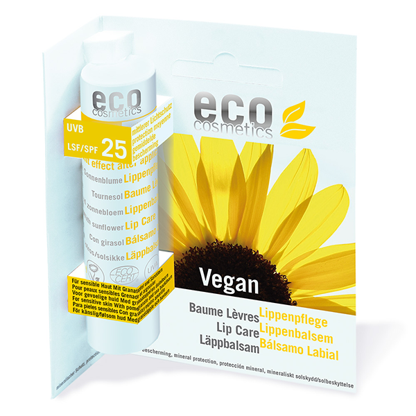 Eco Cosmetics Lip Care SPF25