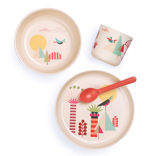 Ekobo Bambino Kid Set Trees