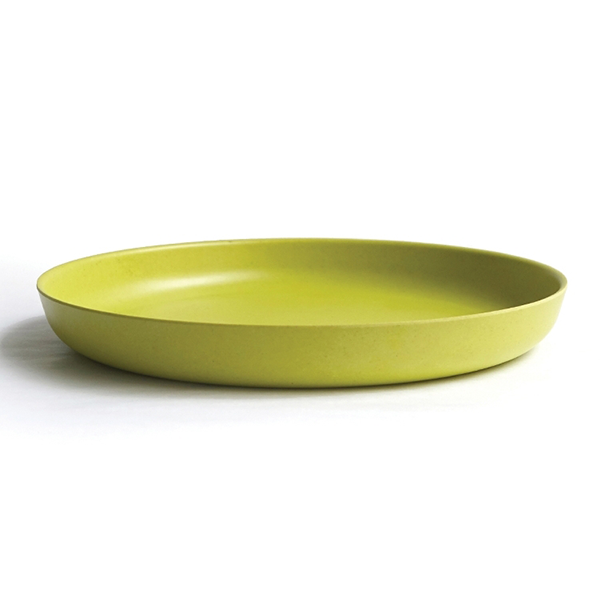 Ekobo Bambino Medium Plate Lime