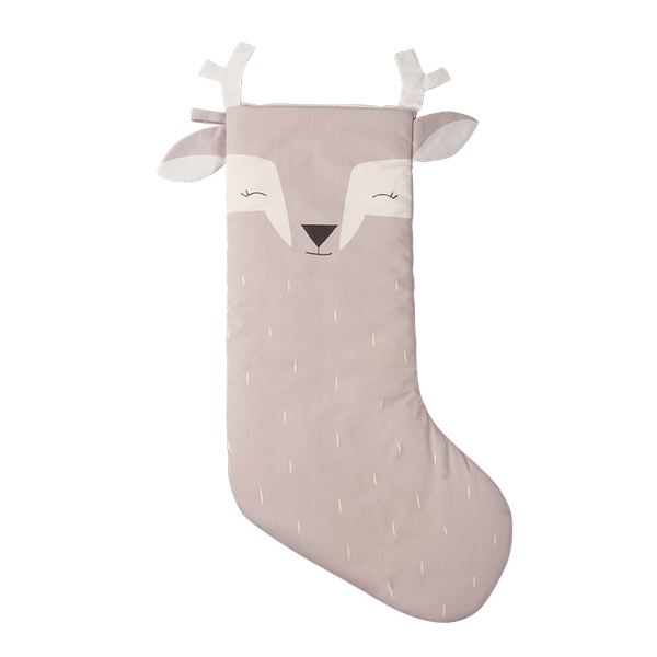 Fabelab Organic Stocking Lovely Deer