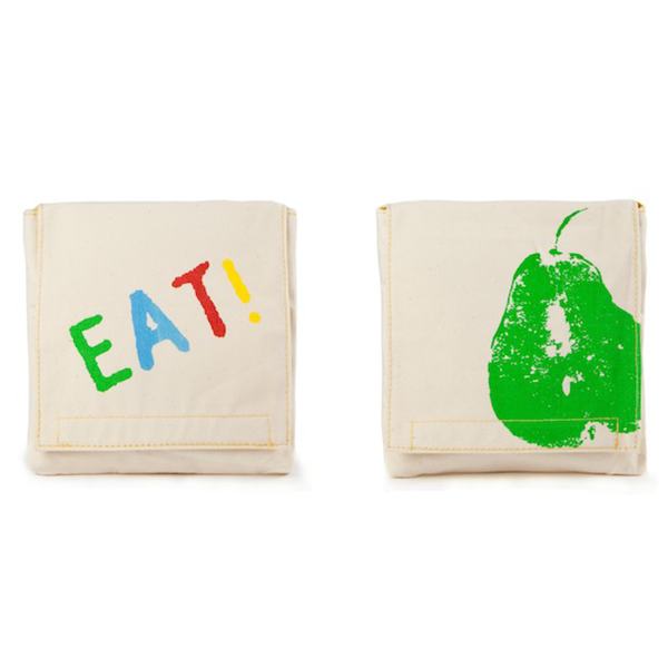 Fluf Organic Cotton Snack Pack Set - Good Eats