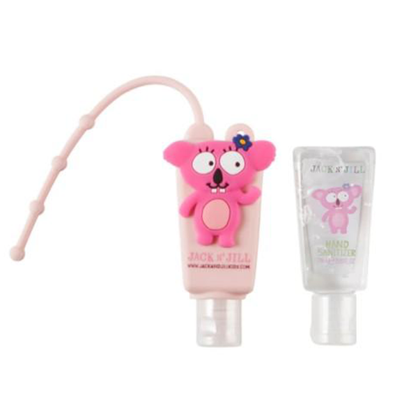 Jack N' Jill Koala Hand Sanitiser x 2 with Holder