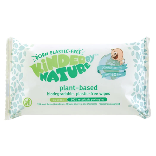 Jackson Reece - Kinder By Nature - Plant-based Wipes