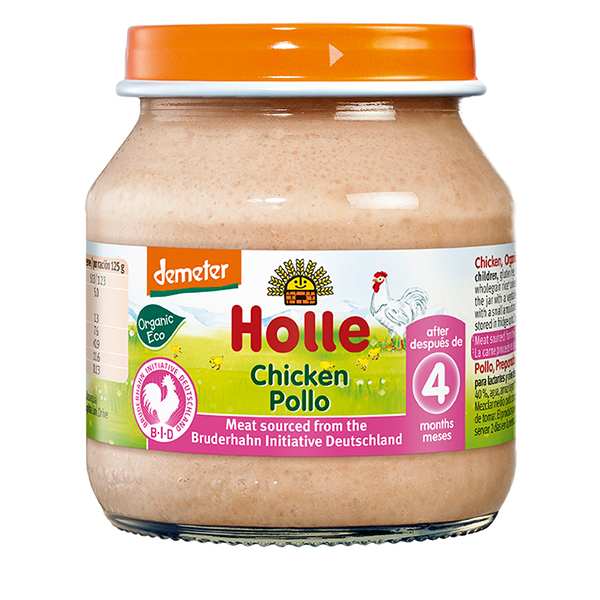 a82563e89 Holle Organic Chicken Baby Food - Ulula.co.uk