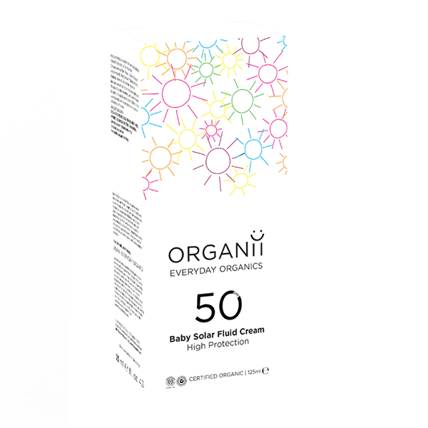 Organii High Protection Sun Milk (SPF50)