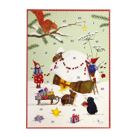 Advent Calendar - Christmas with Pippa and Pelle - small