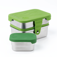 ECOlunchbox 3-in1 Splash Box