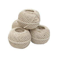 Creamore Mill Cotton String Ball White
