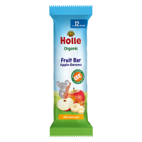 Holle Organic Fruit Bar Apple-Banana