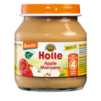 Holle Pure Organic Apple Baby Food