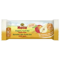 Holle Organic Apple & Pear Fruit Bars