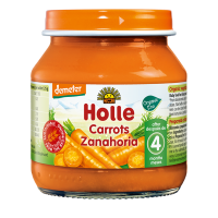 Holle Organic Carrots Baby Food