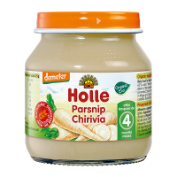 Holle Organic Parsnip Baby Food